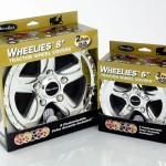 MeteorWheelies - Carton Packaging
